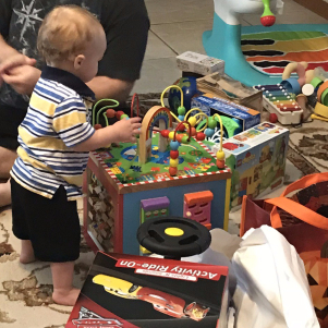 What Should I Buy for a One-Year-Old?
